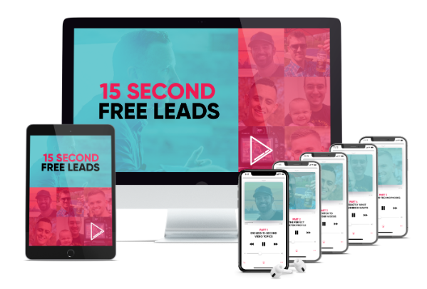 15-Second Free Leads: TikTok Lead Generation Training By Legendary Marketer