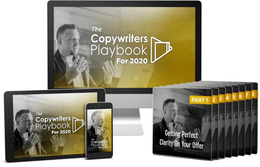Copywriter's Playbook by Legendary Marketer