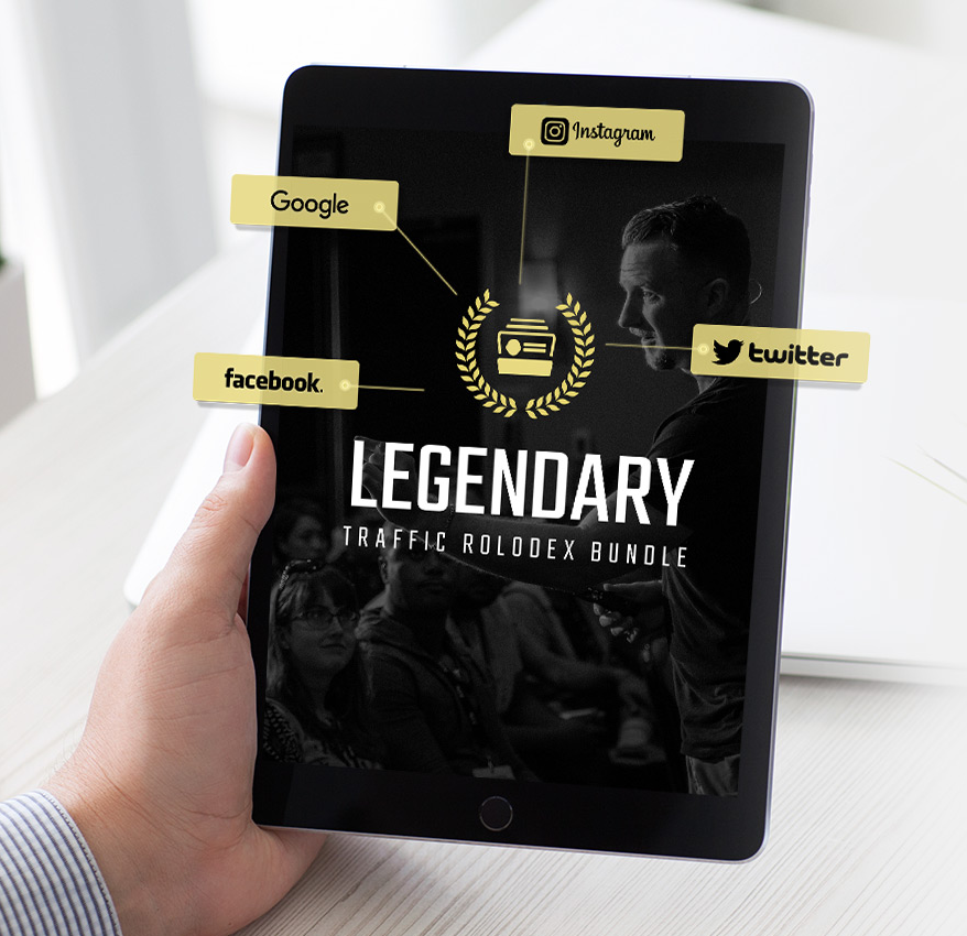 Legendary Marketer Traffic University [Previously known as traffic rolodex]