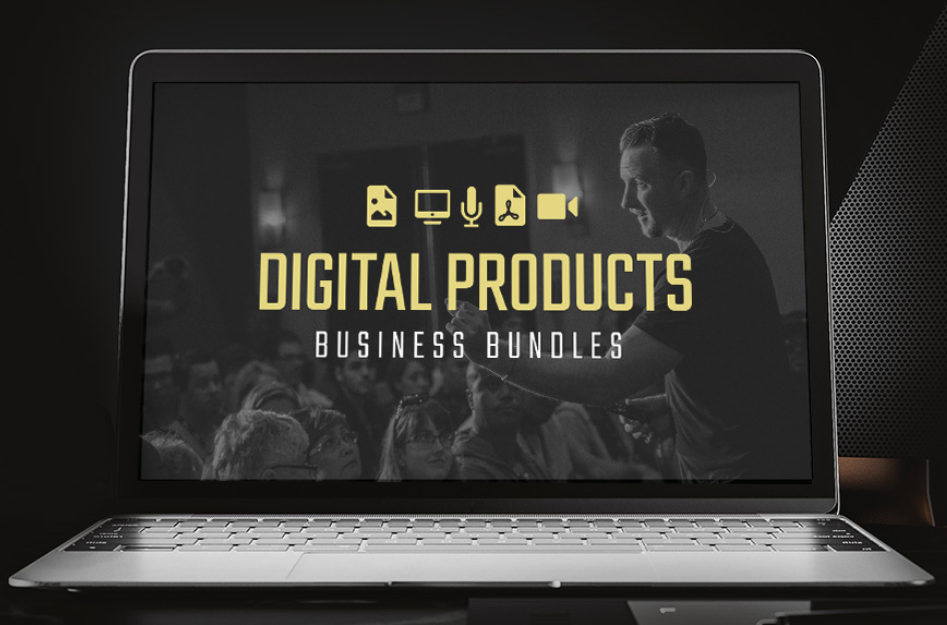 Digital Products Business Blueprint by Legendary Marketer
