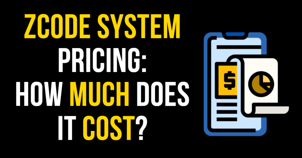 ZCode Pricing And Fees