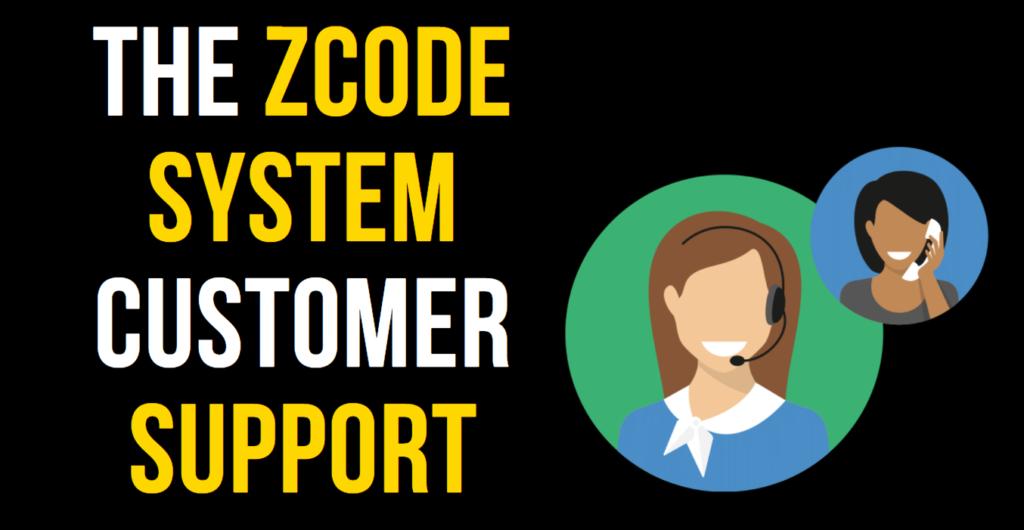 ZCode  Customer Support