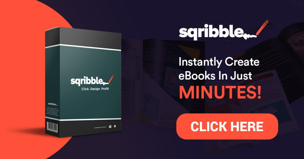 Sqribble Review: Click this banner to get it today!